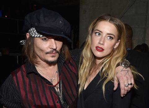 Johnny Depp's friend Doug Stanhope claims Amber Heard is 'blackmailing' the actor