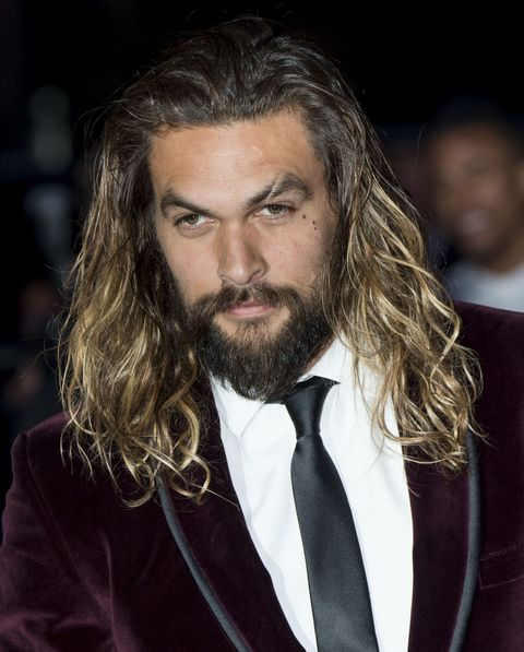 Jason Momoa Hotness Evolution