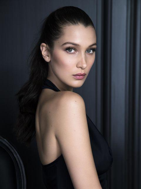 de90f7eeddb5 Bella Hadid went full on topless for Vogue Paris
