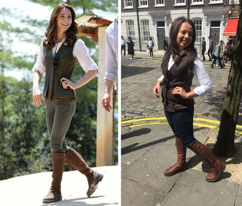 303fc1afeda I dressed as Kate Middleton for a week and here s how it went...