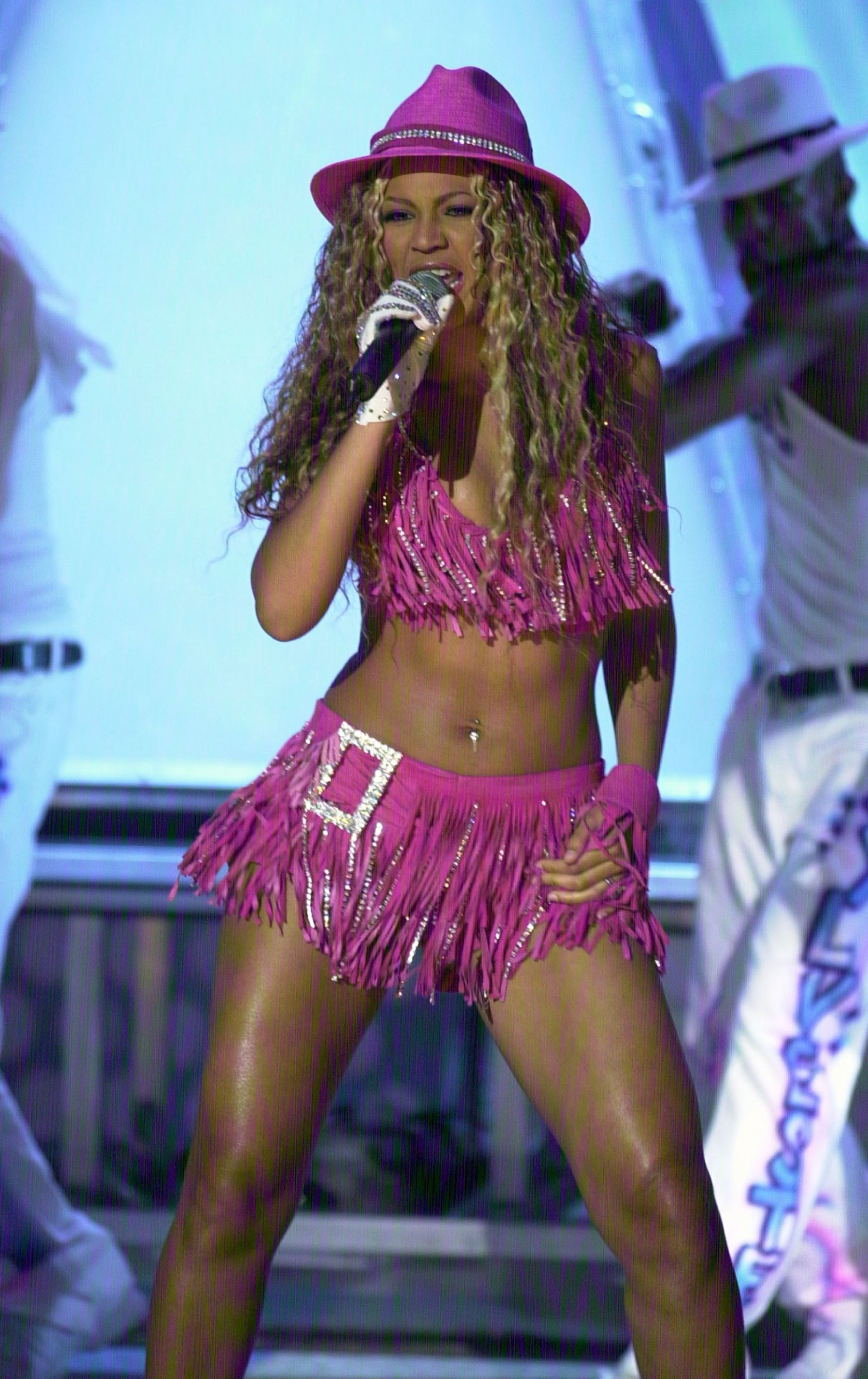 Beyonce is bringing back this iconic noughties bag
