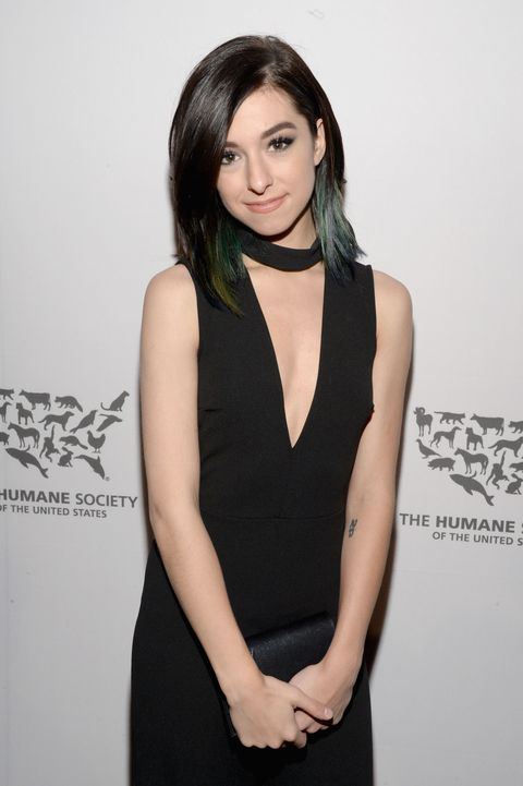 Star of The Voice US Christina Grimmie has been shot dead