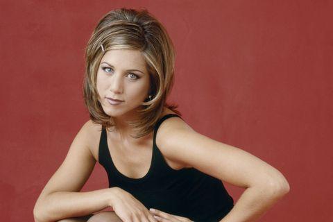 Jennifer Aniston as Rachel in Friends