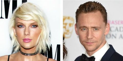 Taylor Swift and Tom Hiddleston have been spotted jetting off on her private plane