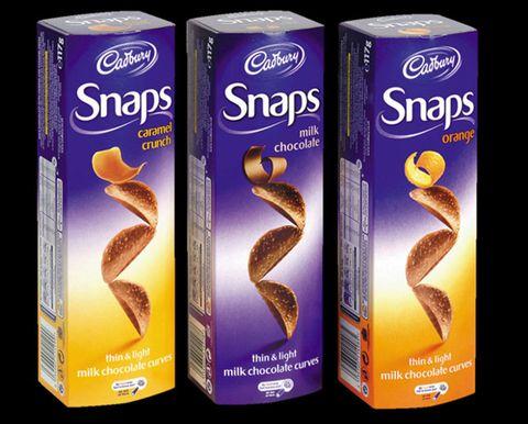 Cadburys Snaps