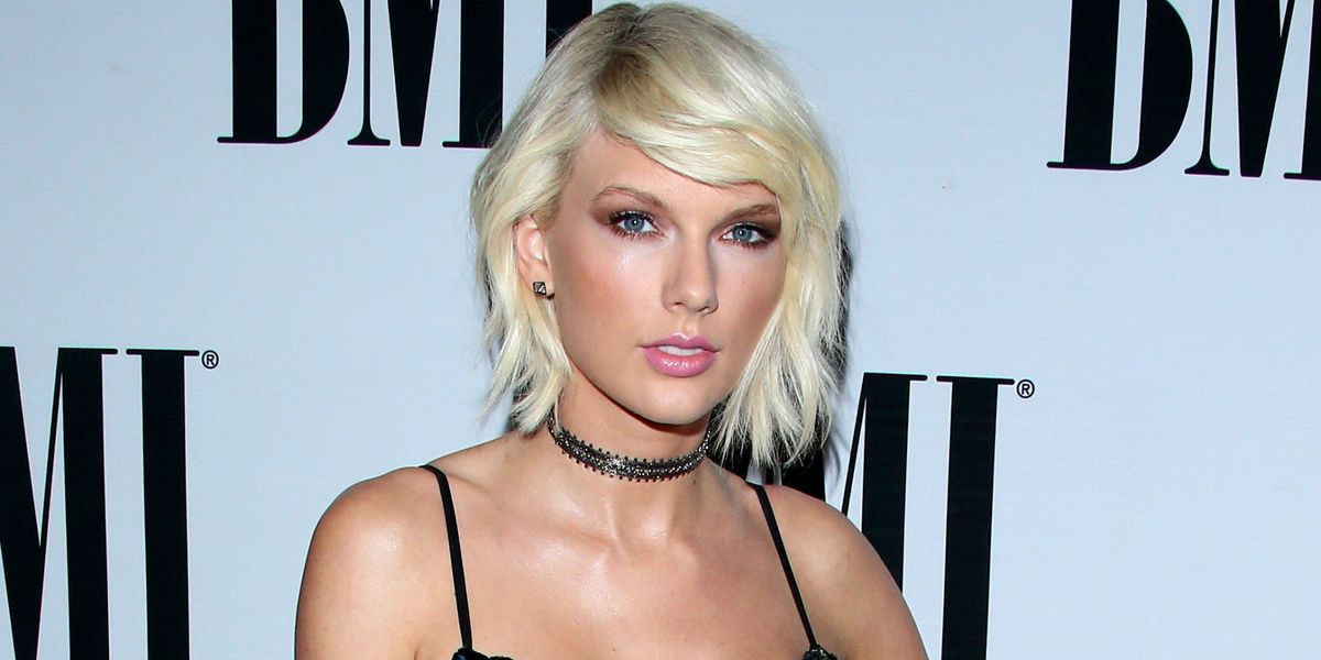 Taylor Swift Isn T Bleach Blonde Anymore