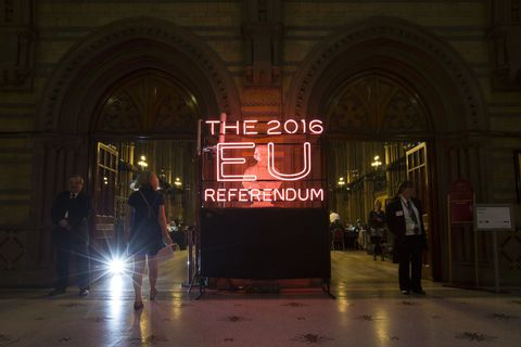 2 million people have signed a petition for a second EU referendum