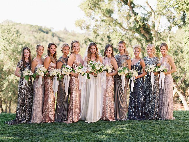 Bridesmaid Dresses Ideas