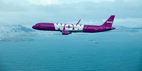 WOW air offering cheap flights to New York