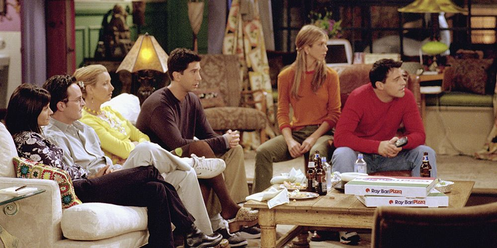 12 Inconsistencies From Friends You Wont Have Noticed