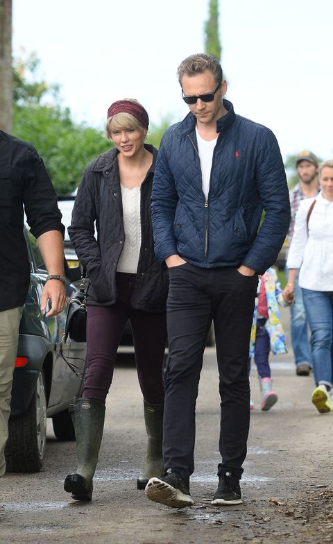 Taylor Swift has met Tom Hiddleston's family