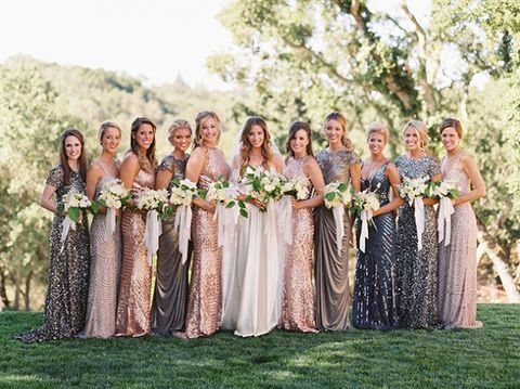 53ba6cf51ce 13 unique bridesmaid dress ideas for ballsy brides
