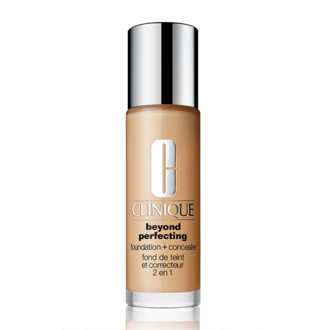 Best foundation - Clinique Beyond Perfecting Foundation