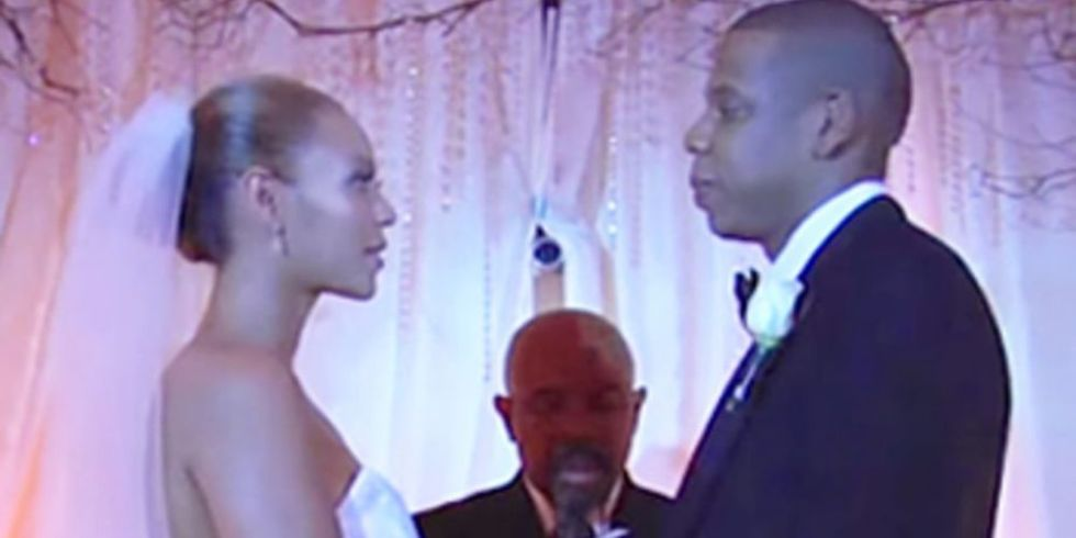 Beyonce Reportedly Hated Her Wedding Dress