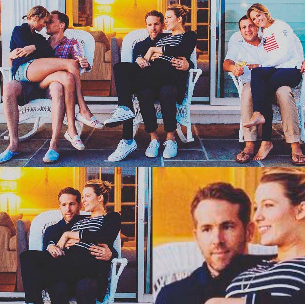 Ryan Reynolds Has Finally Spoken About That Hiddleswift Photo