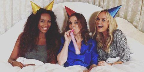 Spice Girls reunion confirmed - GEM