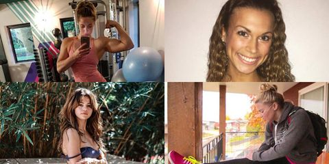 The women who haven't let their chronic illnesses define who they are