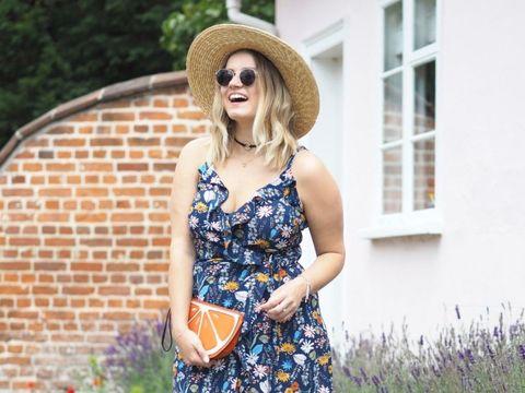 Hannah Gale Beauty Blogger