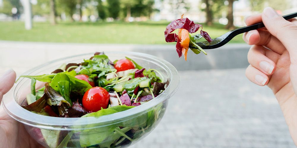 Healthy Lunch Foods That Are Worse Than Fast Food