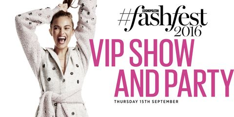 #FASHFEST VIP show and party