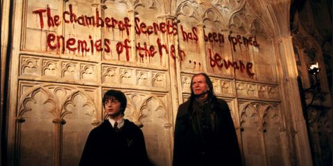 23 things you didn't know about Harry Potter and the Chamber of Secrets