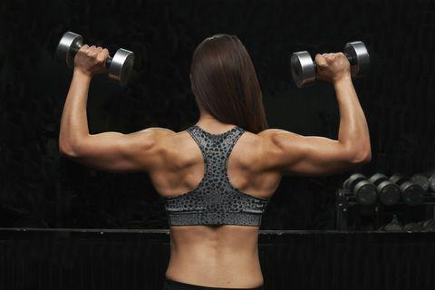 Arm, Human body, Elbow, Shoulder, Wrist, Hand, Standing, Sport venue, Joint, Chest,