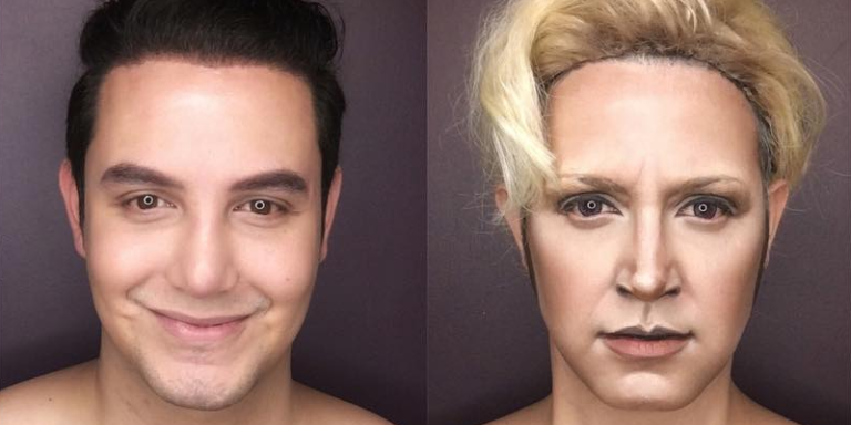 Watch this guy transform himself into every female character from Game of Thrones