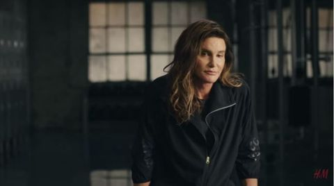 Caitlyn Jenner in H&M's Every Victory campaign