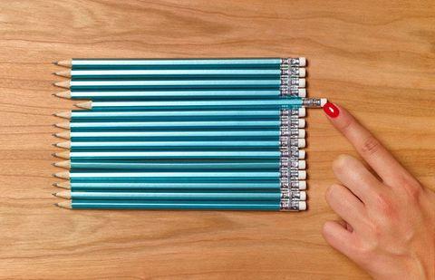 ocd pencils