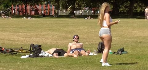This 'big booty' experiment shows the grim reality of how objectified women are