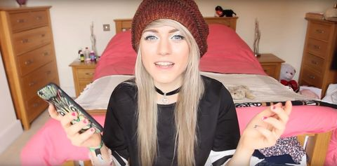Marina Joyce uploads a new vlog following concerns over her safety