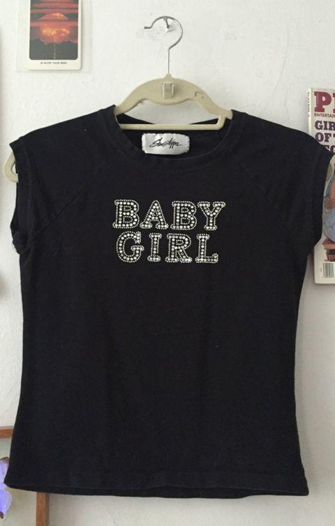 Baby Girl 90s tee