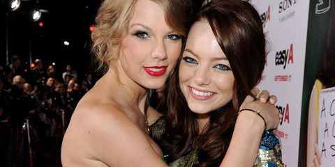A detailed timeline of Taylor Swift and Emma Stone's forgotten friendship