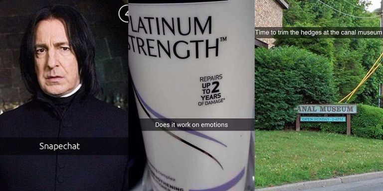 Funniest Snapchats Of All Time - 27 creative snapchats will ever see