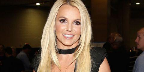 Britney Spears (interview)