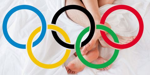 You can burn as many calories as olympic athletes just by having sex
