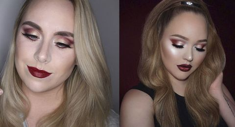 I wore instagram makeup for a week