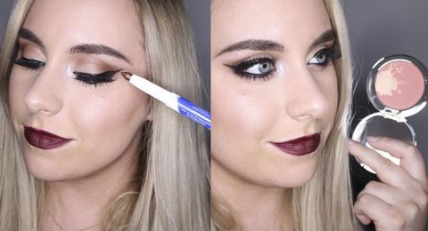 I wore Instagram makeup for a week, and this is what