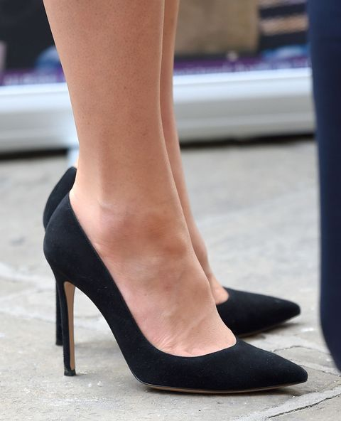 Kate Middleton Shoes Every Shoe The Duchess Of Cambridge Has Worn