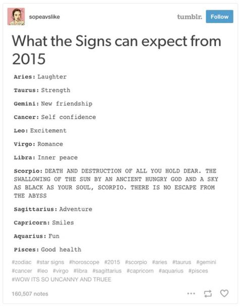 zodiac signs are fake