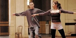 Channing Tatum and Jenna Dewan recreate their Step Up dance