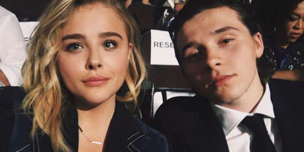 Brooklyn beckham dating chloe grace moretz instagram