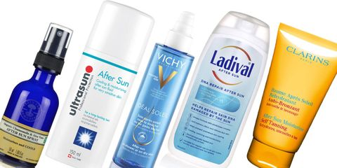 6 of the best skin-soothing after sun lotions