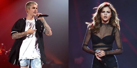 Selena Gomez and Justin Bieber are fighting on Instagram
