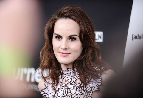 Michelle Dockery at the 2016 turner upfront