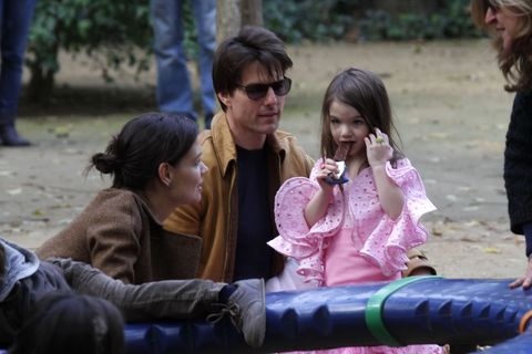 Tom Cruise 'hasn't seen or called daughter Suri in three years'