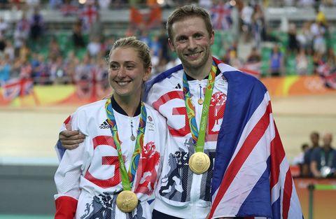 laura trott jason kenny olympics