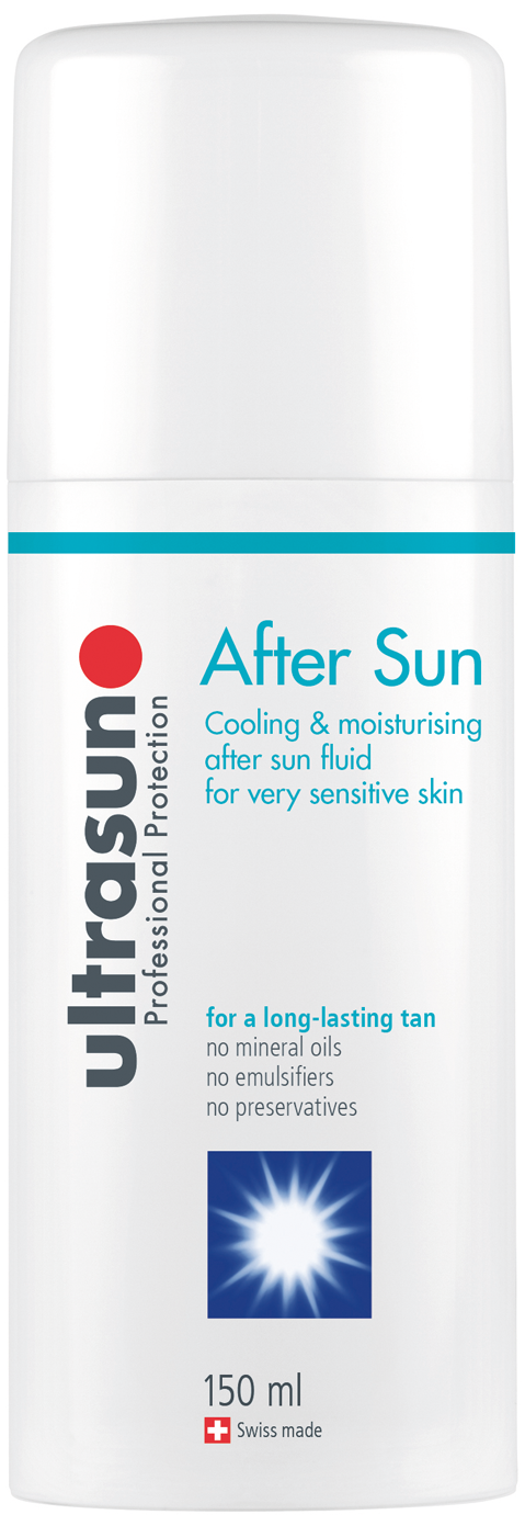 Best after sun for sensitive skin