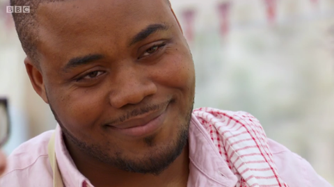 16 times GBBO's Selasi was smooth af