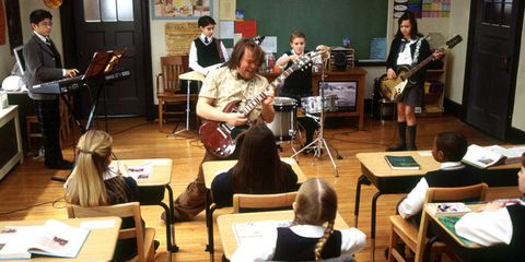 two kids from the school of rock are dating 17 years on